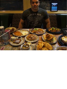Viral Video: Man Eats Entire Denny&#039;s &quot;Hobbit&quot;-Themed Menu!