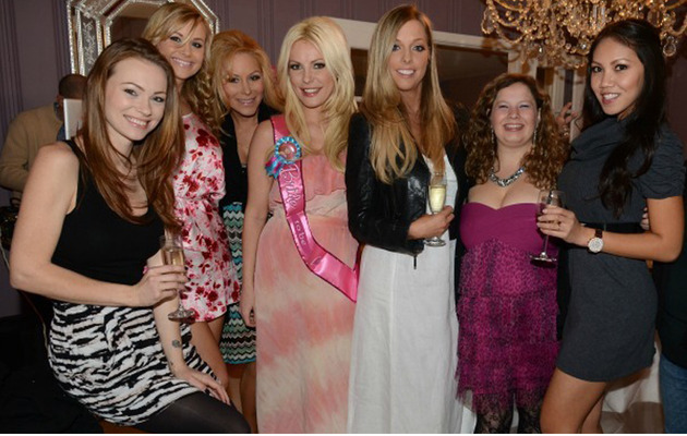 Exclusive: Crystal Harris' Bridal Shower Photos