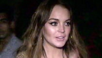 Lindsay Lohan -- I'm Staying HOME on New Year's Eve