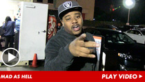 Suge Knight -- Guy Claims Suge Ran Him Over, Blames Katt Williams
