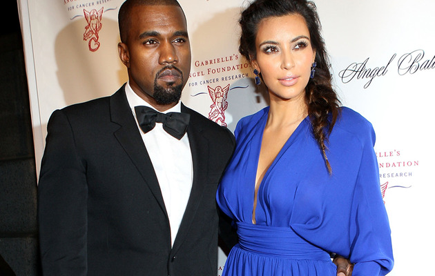 Kim Kardashian and Kanye West's Baby Gender Revealed!