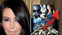 Kim Kardashian -- Sex Tape Sales Erupt After Baby News