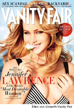 Jennifer Lawrence Vanity Fair