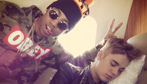 Justin Bieber's Ferrari -- Lil Twist Was Behind the Wheel at Time of Deadly Accident