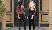Jennifer Hudson, Jessica Simpson Team Up For New Weight Loss Commercial!