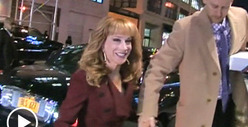 Kathy Griffin -- Who Wouldn't Try to Kiss Anderson Cooper's Penis?