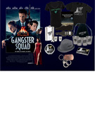 "You Could Win A ""Gangster Squad"" Prize Pack!"