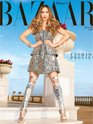 Jennifer Lopez To Harper&#039;s Bazaar: I Still Have That Versace Dress