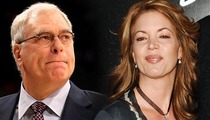 Phil Jackson to GF -- Will You Be My Assistant Coach ... For Life?
