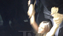 Sofia Vergara -- BREAST New Year's Eve Fight Ever!!!