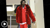 Snoop Lion -- Black Guys & Gay Dudes Get a Fashion Pass