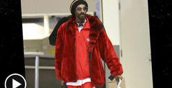 Snoop Lion -- Black Guys &amp; Gay Dudes Get a Fashion Pass 