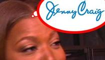 Jenny Craig Helping Queen Latifah -- With Her Tour!