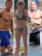 Top 8 Enviable Holiday Hard Bodies!