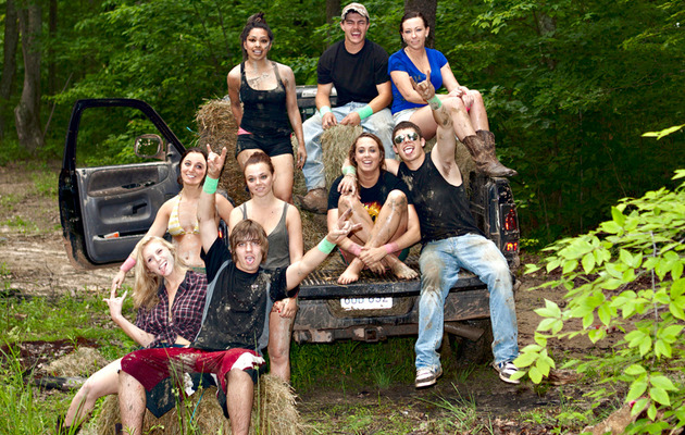 "The Wildest Moments of the ""Buckwild"" Premiere"