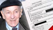 Jack Klugman's Cause of Death -- Prostate Cancer
