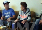 Justin Bieber -- Let's Be Blunt ... Whatcha Smoking ... Weed? [PHOT