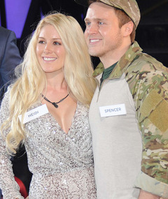 Heidi &amp; Spencer Head Into the &quot;Celebrity Big Brother&quot; House!