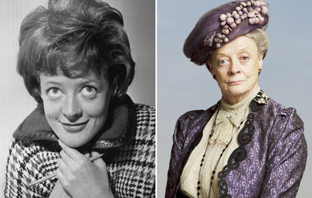"""Downton Abbey"" Stars -- Then and Now!"
