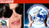 MJ Estate Stops 'Heal the World' Copycat