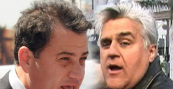 Jimmy Kimmel -- BLASTS Jay Leno ... He&#039;s an Unfunny, Sellout