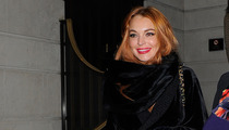 Lindsay Lohan -- Partying 'til 5 AM with Court Date Looming