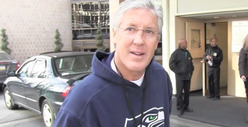 Seattle Seahawks Coach Pete Carroll -- I'm Not Gonna Pull a Rex Ryan!