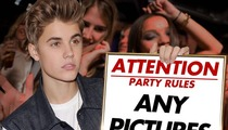 Justin Bieber -- Party With Me ... I Own You