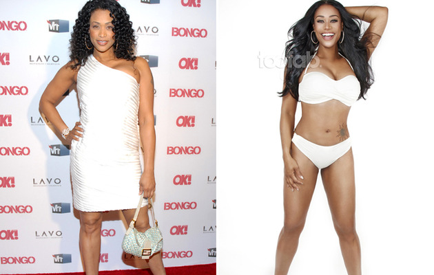 Exclusive: Tami Roman Flaunts Weight Loss In Bikini Photo!