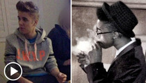 Justin Bieber -- Lil Twist is Lil Scapegoat for Pot Smoking