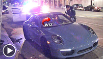 Cop to Wiz Khalifa -- I Know Who You Are ... But You're Still BUSTED!