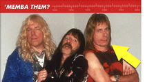 "Nigel Tufnel in ""Spinal Tap"": 'Memba Him?!"