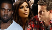Kim Kardashian -- I Don't Want Kris Humphries Around When I Give Birth