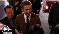 Ryan Gosling -- So Hot ... He's Worth a Bid in Jail
