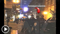 'Criminal Minds' Star Thomas Gibson DUI Arrest Video -- 'STOP RESISTING'