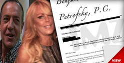 Michael Lohan to Dina Lohan -- STOP Saying I Raped You ... Or Else