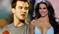 Katherine Webb -- A.J. McCarron Upset Over Girlfriend's Sudden Fame