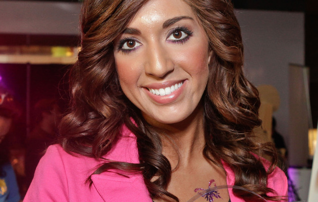 Farrah Abraham Defends Plucking 3-Year-Old's Eyebrows