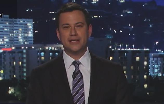 Jimmy Kimmel Beats Leno & Letterman in New Time Slot!
