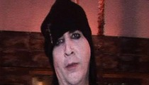 Marilyn Manson -- Sorry Lady, I Would NEVER Marry You!
