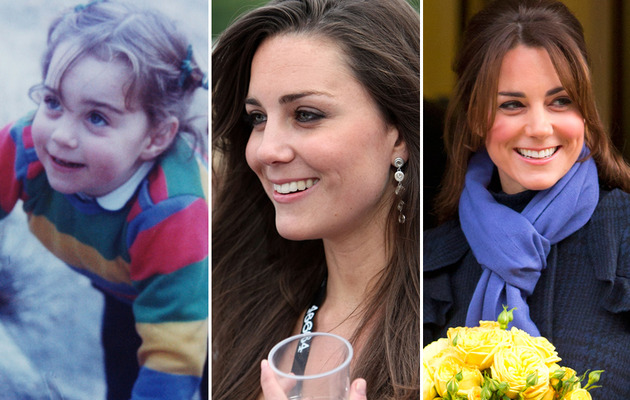 Happy 31st Birthday, Kate Middleton! See Her as a Baby