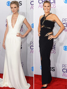 Single and Sexy! Taylor Swift Wows at People&#039;s Choice Awards