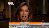 Katherine Webb -- ESPN Should NOT Have Apologized Ogling