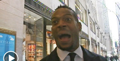 Marlon Wayans -- Kevin Garnett Could WHOOP Carmelo Anthony's Ass!!!