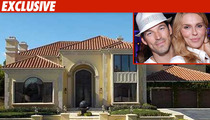 Eddie Cibrian's Love Nest Emptied ... Officially