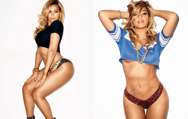Sexy New Beyonce Pics from GQ Released -- Star Shows Skin!