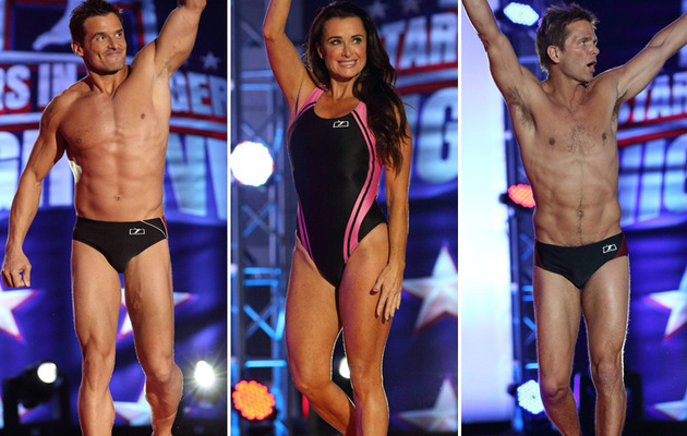 "Video: Celebs Suit Up for ""Stars In Danger: The High Dive"""