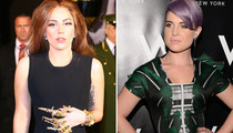 Lady Gaga & Kelly Osbourne Feud -- Whose Side Are You On?