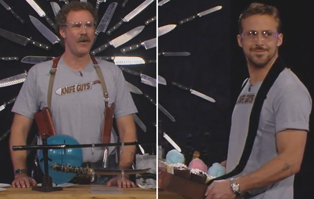 "Will Ferrell and Ryan Gosling Hijack ""Jimmy Kimmel Live!"""
