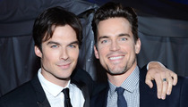 Ian Somerhalder vs. Matt Bomer -- Who'd You Rather?